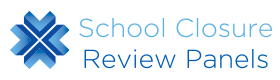 Schools Closure Review Panel Logo